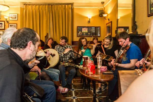 pub at Blarney Castle Hotel